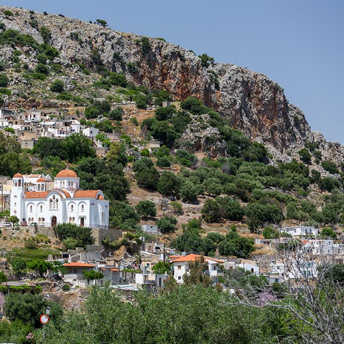 Kritsa Lassithi Crete