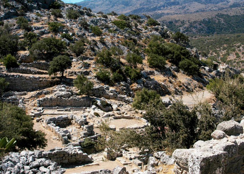 Αρχαία Πόλη Λατώ